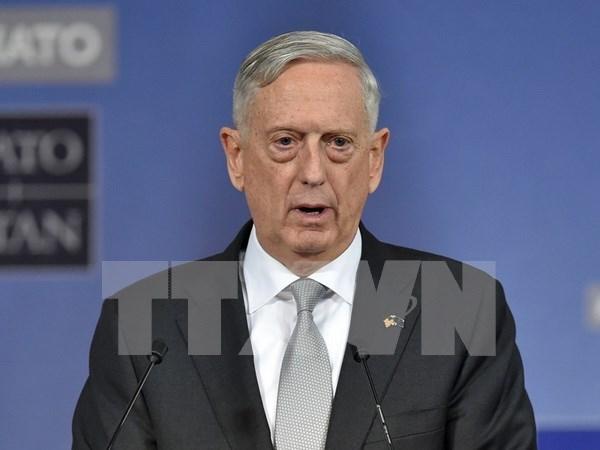 Secretario de Defensa de Estados Unidos visitara Vietnam hinh anh 1