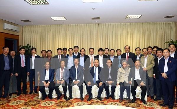 Primer ministro destaca aportes de periodistas a consolidacion de confianza publica hinh anh 1