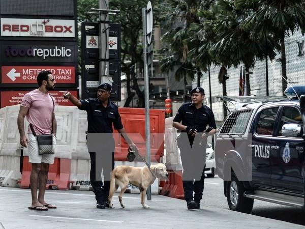 Malasia arresta a dos sospechosos vinculados al EI hinh anh 1