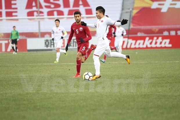 Vietnam hace historia y se clasifica a la final del Campeonato Asiatico de Futbol hinh anh 1