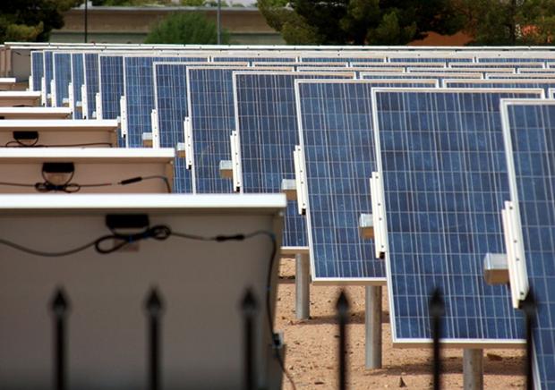 Construye planta de electricidad solar en provincia centrovietnamita hinh anh 1