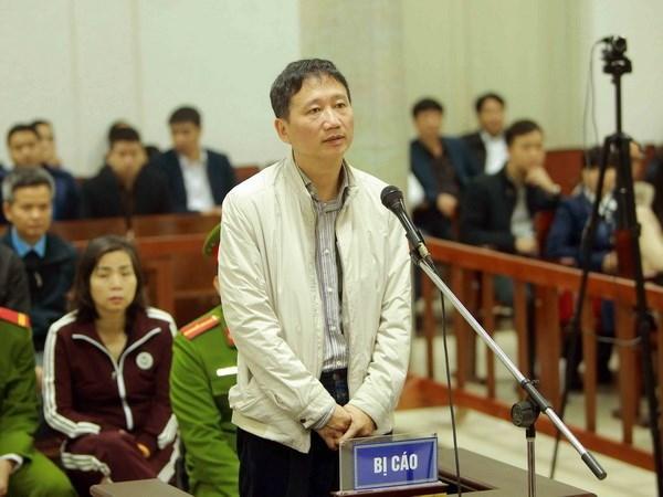 Emprenden juicio del caso de violacion cometida en PVP Land hinh anh 1