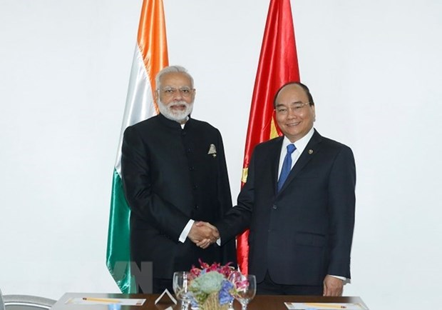 Premier vietnamita destaca base solida de asociacion estrategica ASEAN-India hinh anh 1