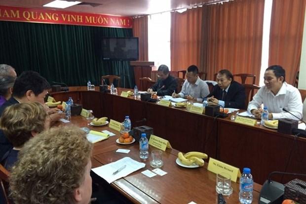 Vietnam y Estados Unidos fomentan cooperacion sindical hinh anh 1