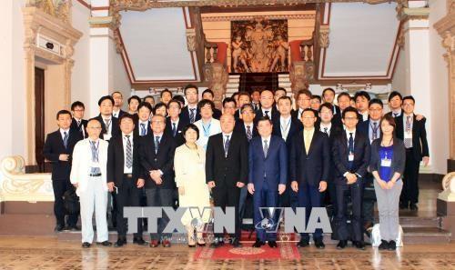 Empresas japonesas exploran posibilidad de inversion en Ciudad Ho Chi Minh hinh anh 1