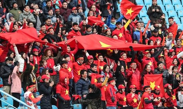 Vietnam Airlines operara vuelos especiales hacia Changzhou para la final del Campeonato Asiatico de Futbol hinh anh 1