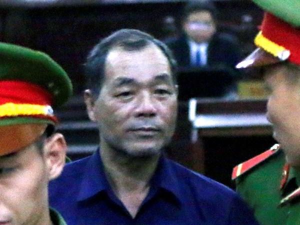 Exdirectivo de Sacombank niega ser complice de Pham Cong Danh hinh anh 1