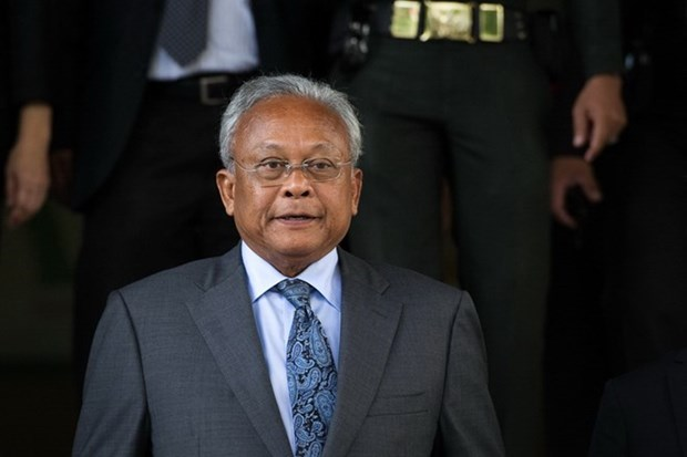 Procesado exvicepremier tailandes por traicion hinh anh 1
