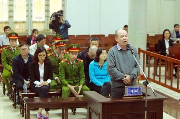Continuan juicio contra acusados en caso de PVP Land hinh anh 1