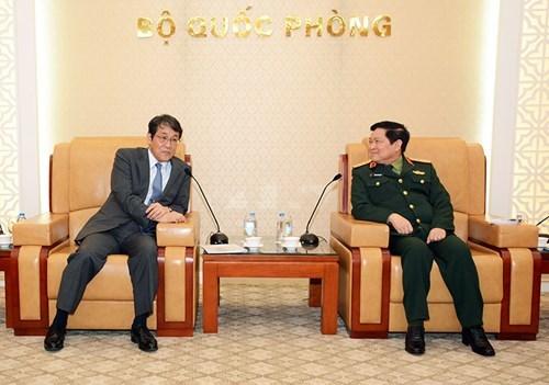 Vietnam aspira a cooperar con Japon en mitigacion de secuelas de dioxina hinh anh 1