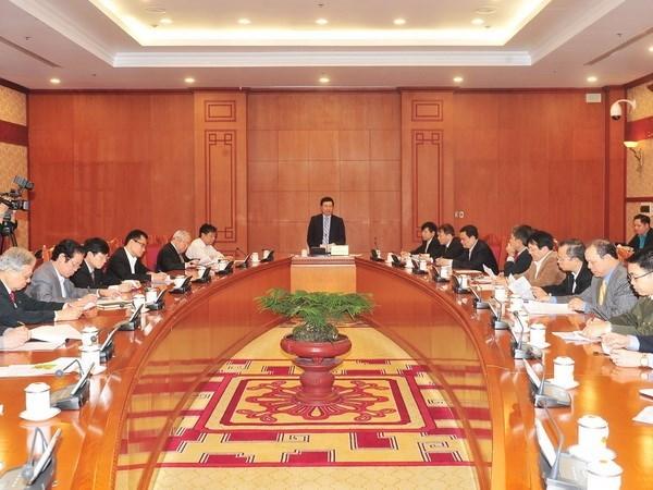 Urgen a promover la relacion de amistad entre Vietnam, Laos y Camboya hinh anh 1