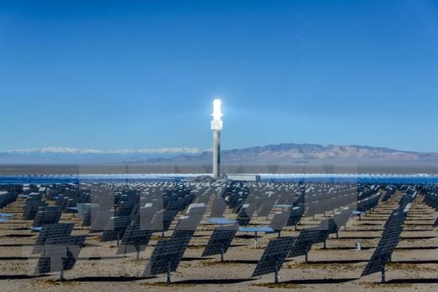 Empresa japonesa desea construir planta energetica solar en provincia vietnamita de Binh Phuoc hinh anh 1
