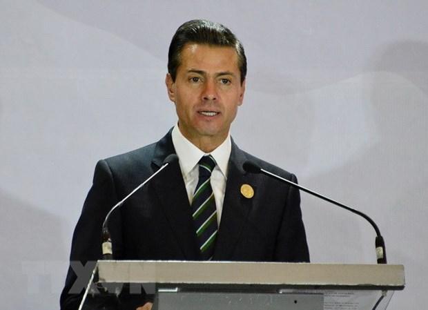 Mexico y Canada por firmar CPTPP hinh anh 1