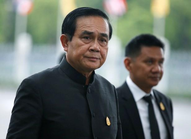 Tailandia retrasa elecciones hasta principios de 2019 hinh anh 1
