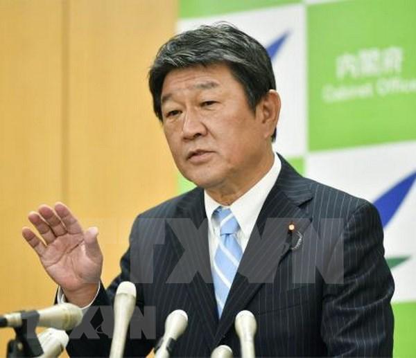 Japon persiste en impulsar CPTPP pese a nuevas declaraciones de Estados Unidos hinh anh 1