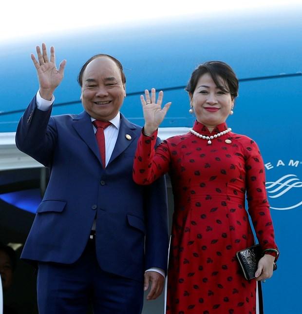Premier vietnamita recibe a lideres de empresas indias hinh anh 1