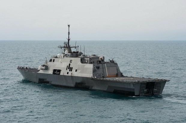 Estados Unidos considera reanudar operaciones de libertad de navegacion en Mar del Este hinh anh 1
