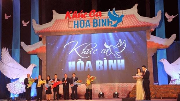 Celebran en Vietnam 45 aniversario de firma de los Acuerdos de Paz de Paris hinh anh 1