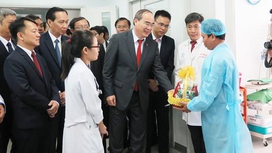 Ciudad Ho Chi Minh y Camboya consolidan relacion de solidaridad hinh anh 1