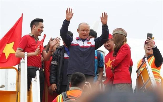 Futbol une a Vietnam y Sudcorea hinh anh 1