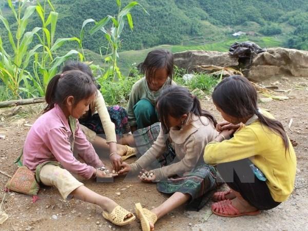 Cruz Roja de Vietnam en pro de familias pobres hinh anh 1
