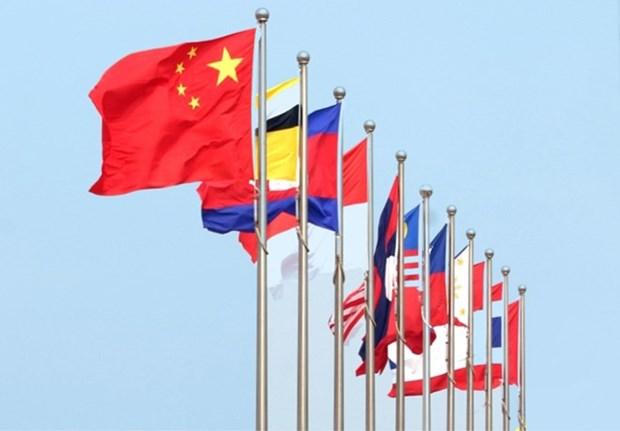 Comercio entre ASEAN y China registro cifra record en 2017 hinh anh 1