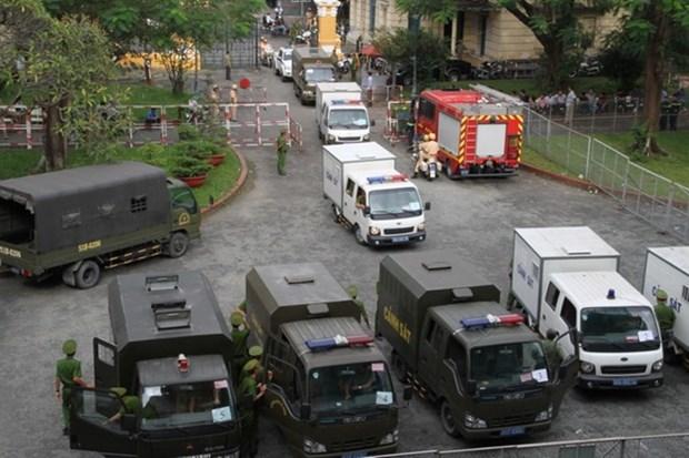 """""""Gobierno nacional de Vietnam provisional"""" es una organizacion terrorista, afirma Ministerio de Seguridad Publica hinh anh 1"""
