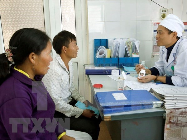 Vietnam mantiene baja tasa de infeccion por VIH/SIDA hinh anh 1