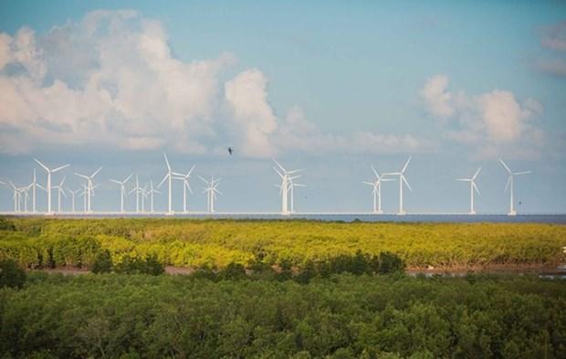 Comienza construccion de primera planta eolica en Soc Trang hinh anh 1