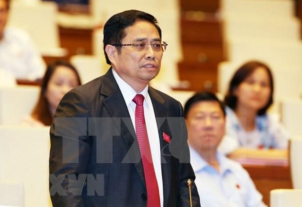 Partido Comunista de Vietnam busca perfeccionar calidad de sus miembros hinh anh 1