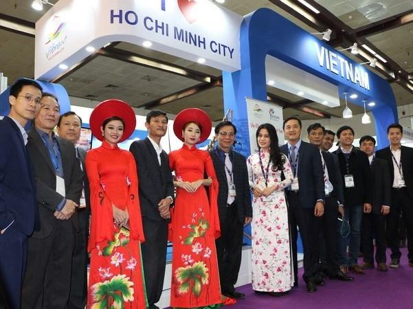 Agencias vietnamitas participan en mayor feria de turismo en la India hinh anh 1