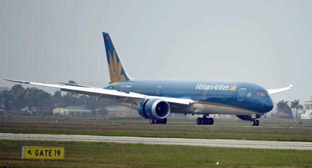 Vietnam Airlines operara vuelos Hanoi - Moscu con Boeing 787-9 hinh anh 1