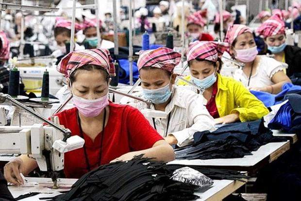 Camboya: crecimiento economico en 2018 podria alcanzar 6,9 por ciento hinh anh 1