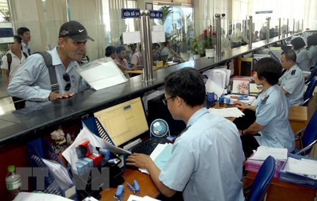 Ciudad Ho Chi Minh honra a empresas con aportes al sector de aduanas hinh anh 1