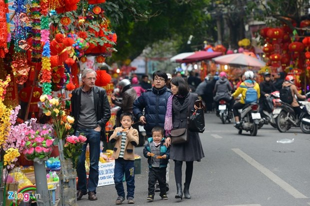 Reviven en Hanoi celebracion de fiesta tradicional hinh anh 1