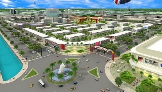 Empresa sudcoreana invierte en zona industrial de provincia vietnamita hinh anh 1