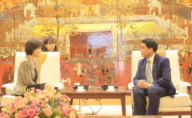 Evento especial marcara aniversario de relaciones diplomaticas Vietnam-Italia hinh anh 1