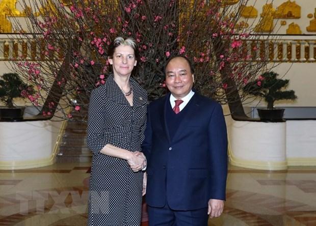 Vietnam aprecia asistencia de la ONU en materia de nutricion hinh anh 1