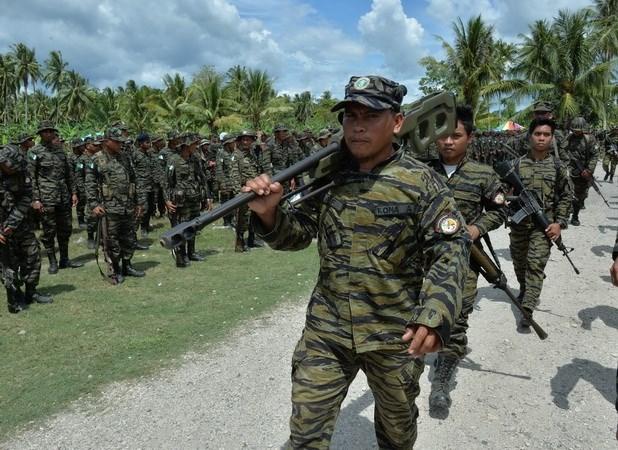 Indonesia respalda proceso de paz en el sur de Filipinas hinh anh 1