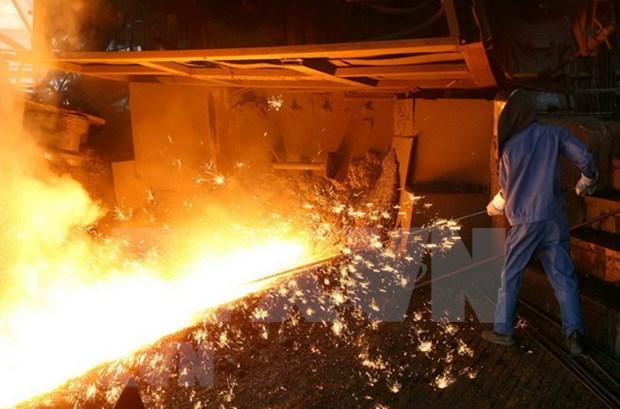 Grupo Hoa Phat construira primera fabrica de acero inoxidable en Vietnam hinh anh 1