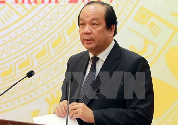 Buscan fortalecer cooperacion entre oficinas gubernamentales de Vietnam y Laos hinh anh 1