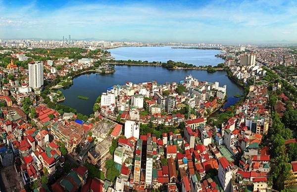"""Concluye proyecto """"Ciudades mundiales en Vietnam"""" hinh anh 1"""