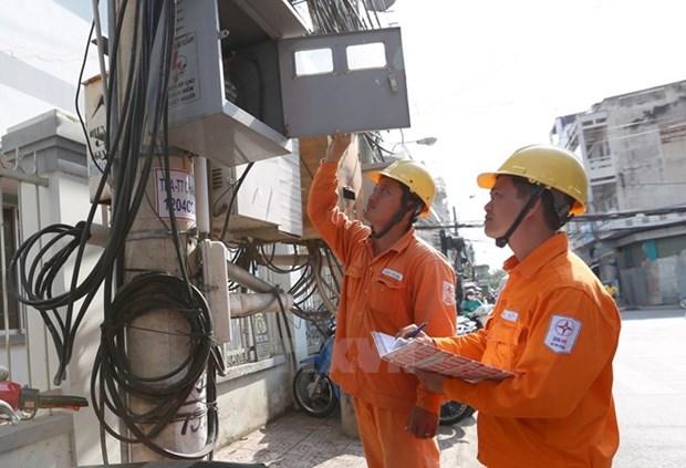 Produccion electrica de EVN crece 12 por ciento en enero hinh anh 1