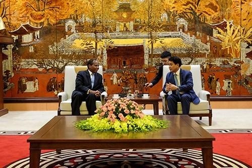 Hanoi aspira a profundizar nexos con Mozambique hinh anh 1
