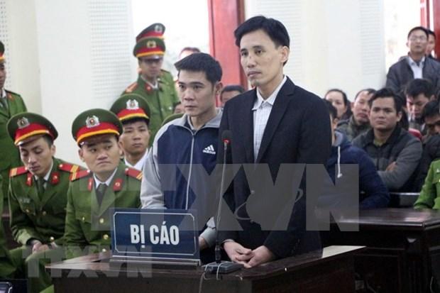 Condenados a prision provocadores de inestabilidad social en Vietnam hinh anh 1