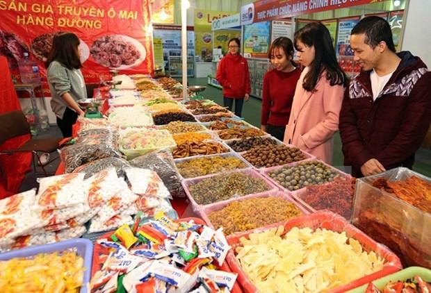 Celebran ferias de primavera en localidades vietnamitas hinh anh 1