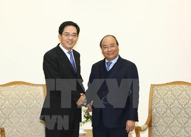 Vietnam reitera atencion especial al desarrollo de los lazos con China hinh anh 1