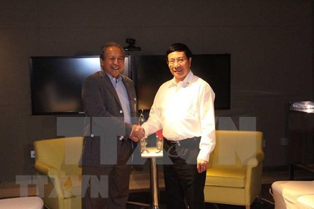 Malasia considera recibir a mas trabajadores vietnamitas calificados hinh anh 1