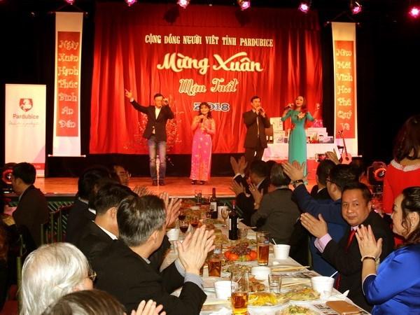 Tet, ocasion de encuentro para vietnamitas en ultramar hinh anh 1