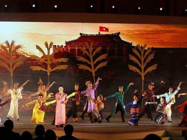 Vietnam realizara fiesta de ano nuevo lunar para compatriotas residentes en extranjero hinh anh 1